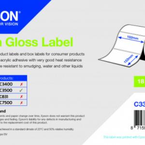 Talistore - société rfid - rouleau d'étiquette imprimante