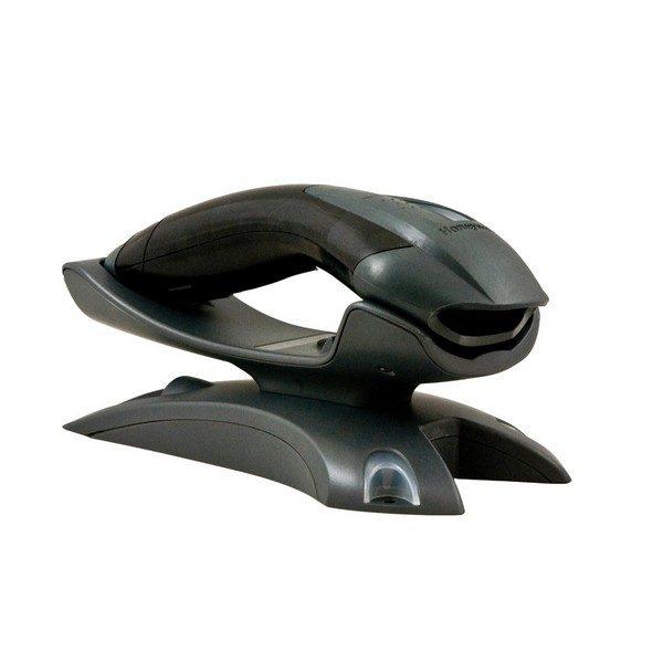 Voyager 1202g noir, base et câble USB