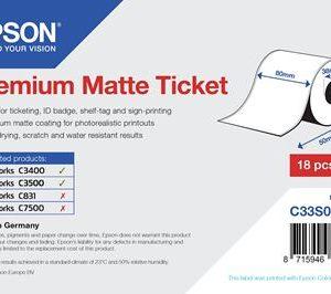 Rouleau-étiquettes-Premium-Matte-Talice