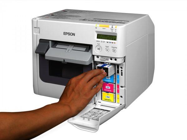 Epson TM-C3500 - imprimante thermique - talistore