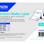 Premium Matte Label – Die-cut Roll
