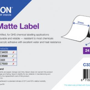 etiquettes-Epson-C3500-PE-Mates-Label-talistore