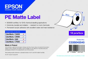 pe-matte-label76x29